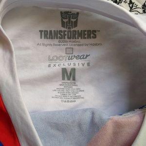 Hasbro Shirts - Hasbro Transformer's AUTOBOTS men's Tee